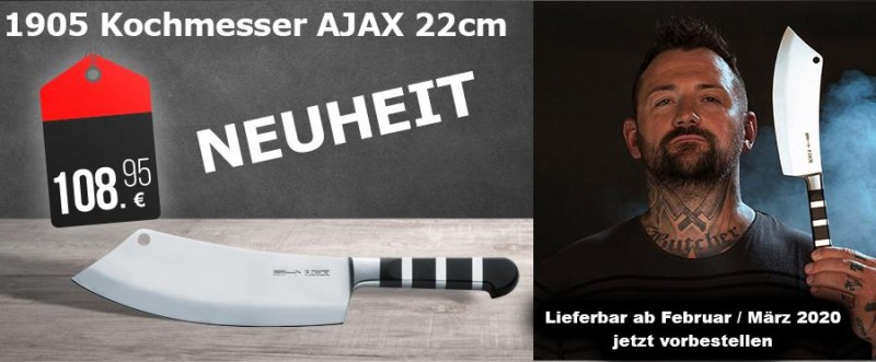Dick 1905 Kochmesser AJAX 20 cm #81922222
