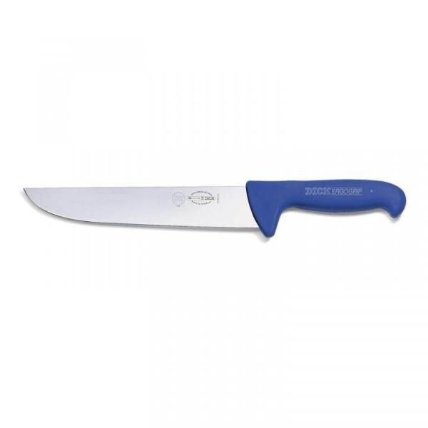 Dick Ergogrip Blockmesser 23cm, blau, # 8234823