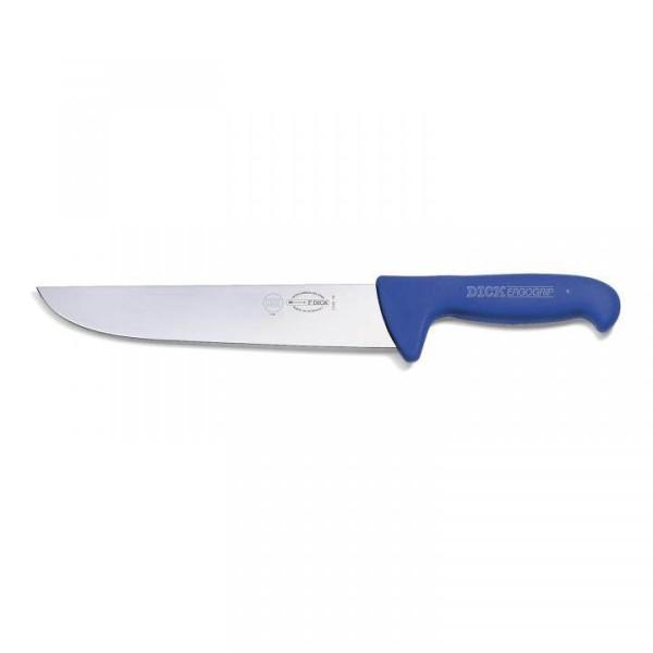 Dick Ergogrip Blockmesser 18cm, blau, # 8234818